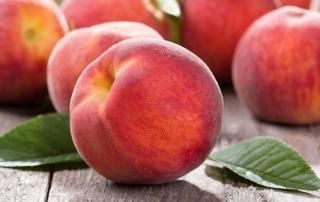 peach fun facts