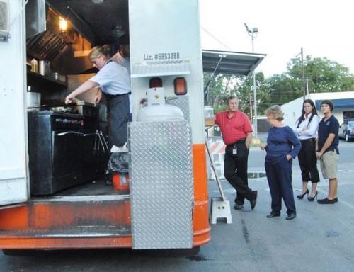 Food Trucks Pensacola Fl
