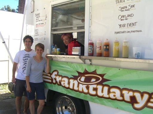 Oh My Grill Food Truck Pittsburgh Menu