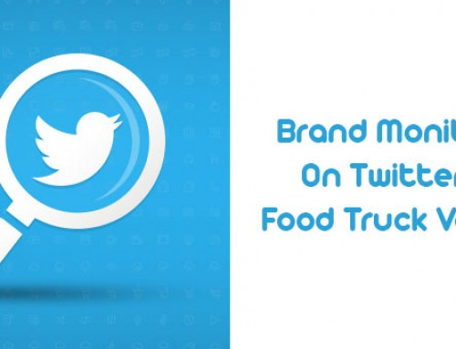 Brand Monitoring On Twitter For Food Truck Vendors