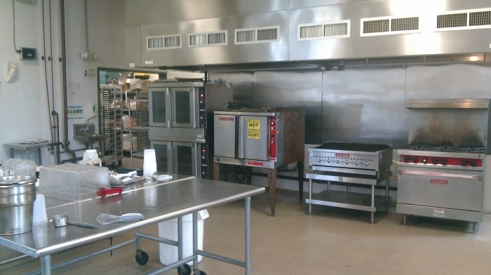 Commercial Kitchen Chicago Rental