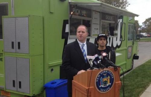 Buffalo Food Truck Bill
