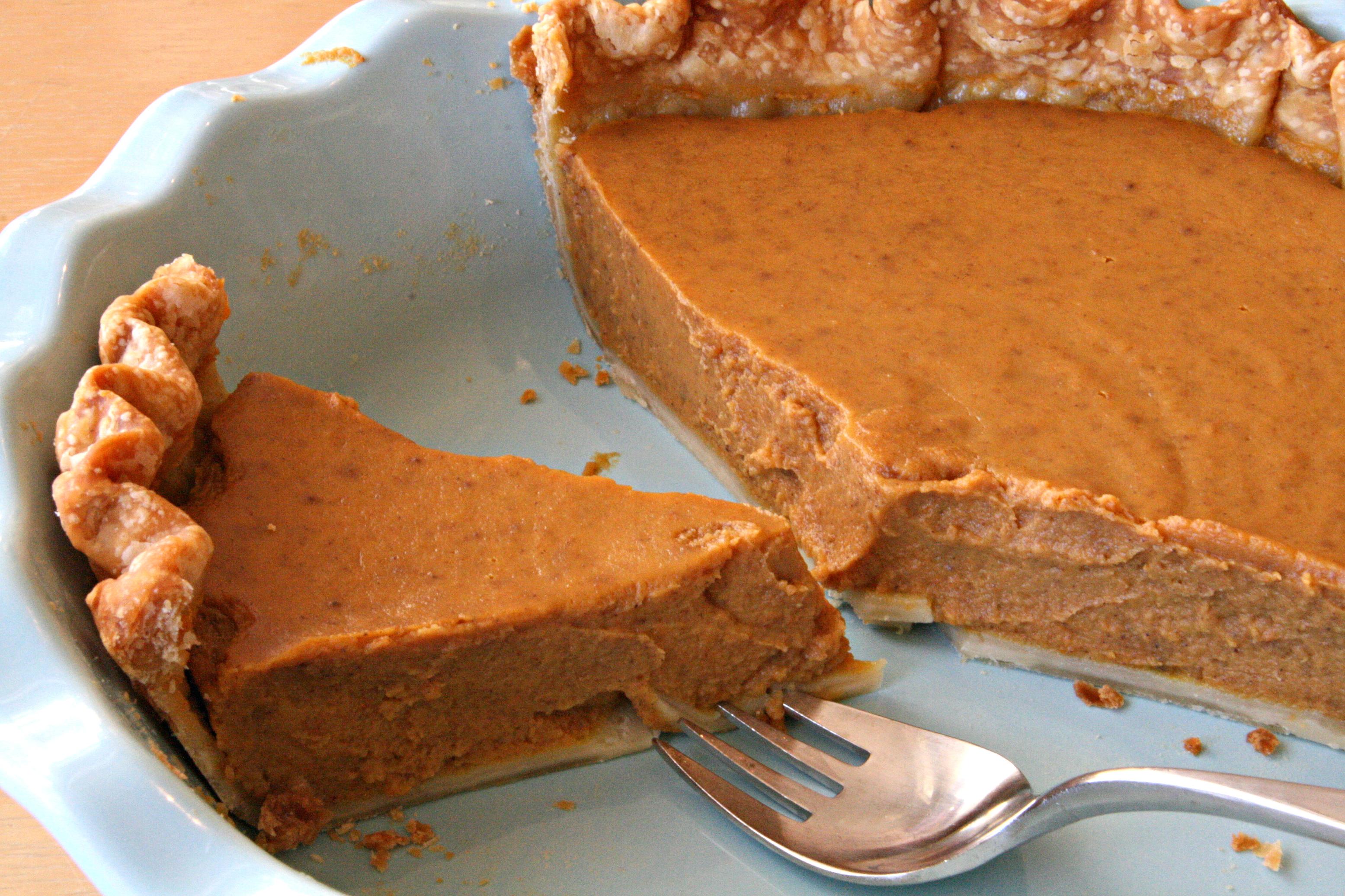 pumpkin pie fun facts
