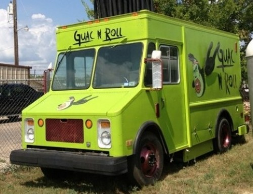 Guac And Roll Food Truck