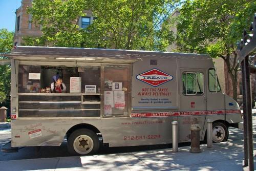 Mentoring For Food Trucks