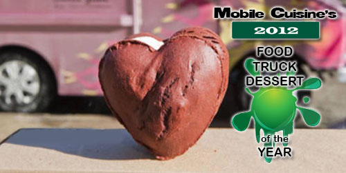 2012 Food Truck Dessert of the Year
