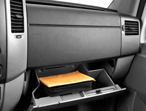 Keep The Correct Items In Your Glove Box And Food Truck