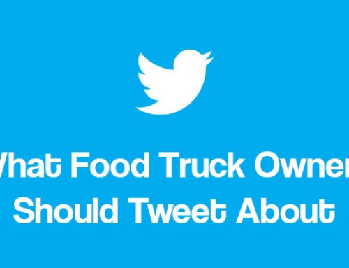 What Food Truck Owners Should Tweet About