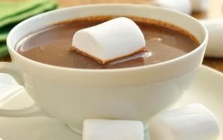 hot chocolate fun facts