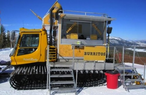 Winter Food Truck Maintenance