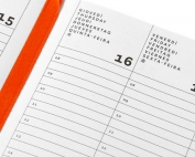 work diary