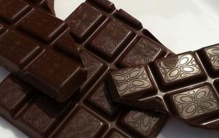 dark chocolate fun facts