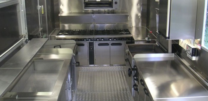 Mobile Kitchen And Food Truck Design Basics