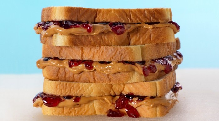 Peanut Butter and Jelly Sandwich Fun Facts