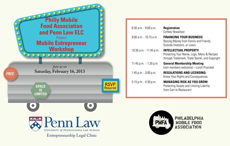 penn law food truck event