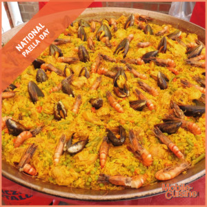 National Paella Day