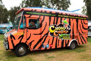 chomp chomp nation food truck