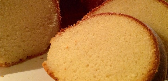 pound cake fun facts