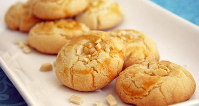 Chinese Almond Cookie fun facts