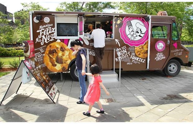Food Truck Financing Canada