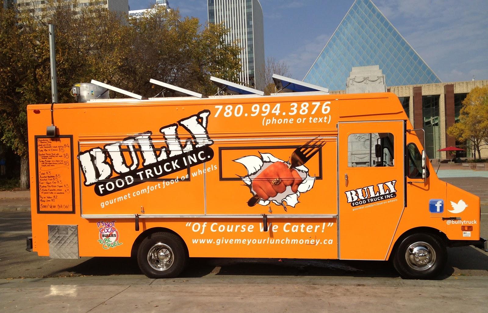 Edmonton Food Trucks Catering