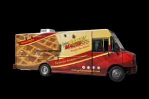 Carbon's Golden Malted Food Truck