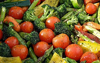 Food Truck Veggies