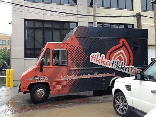 Great Food Truck Race Season  Location