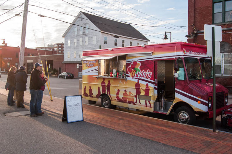 Gustos Food Truck Maine