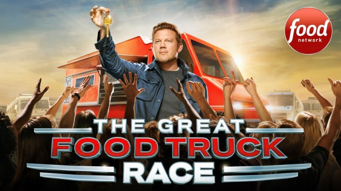 The Great Food Truck Race Season 4