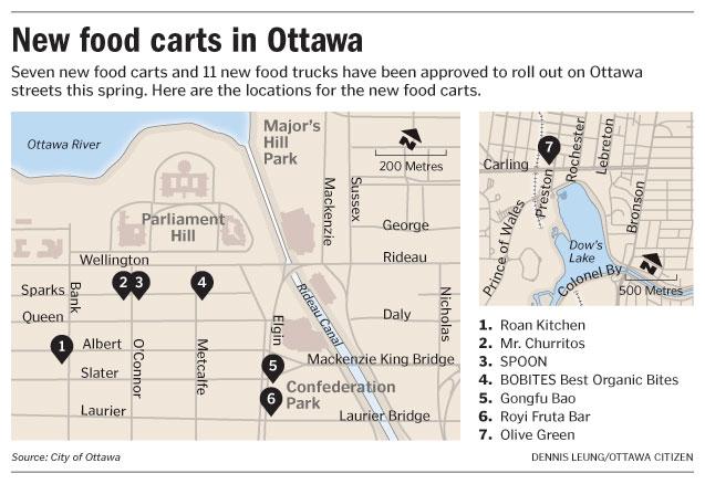 ottawa food cart locations