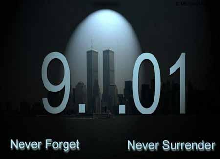 patriot day 911