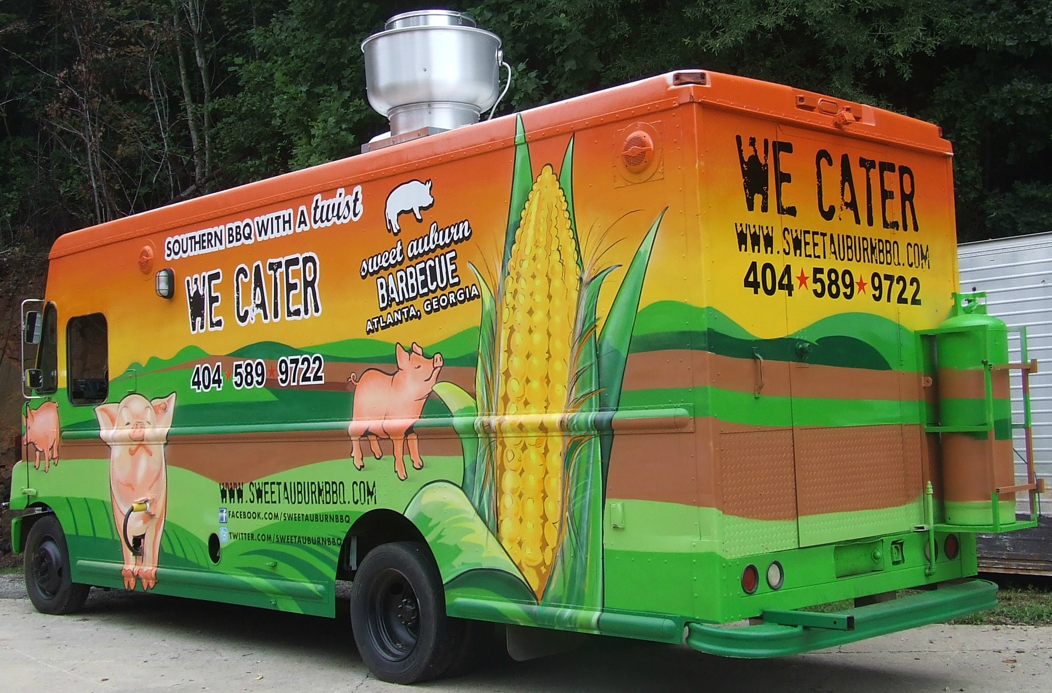 Food Trucks Atlanta Today