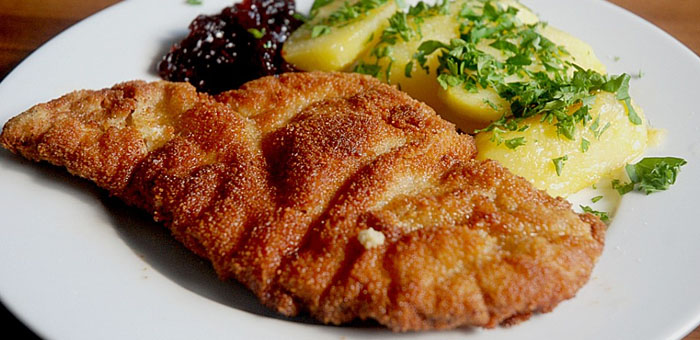 Wiener schnitzel fun facts mobile cuisine for Austrian cuisine history
