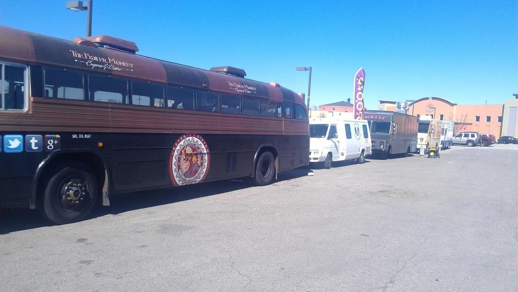Mobile Food Trucks In Albuquerque
