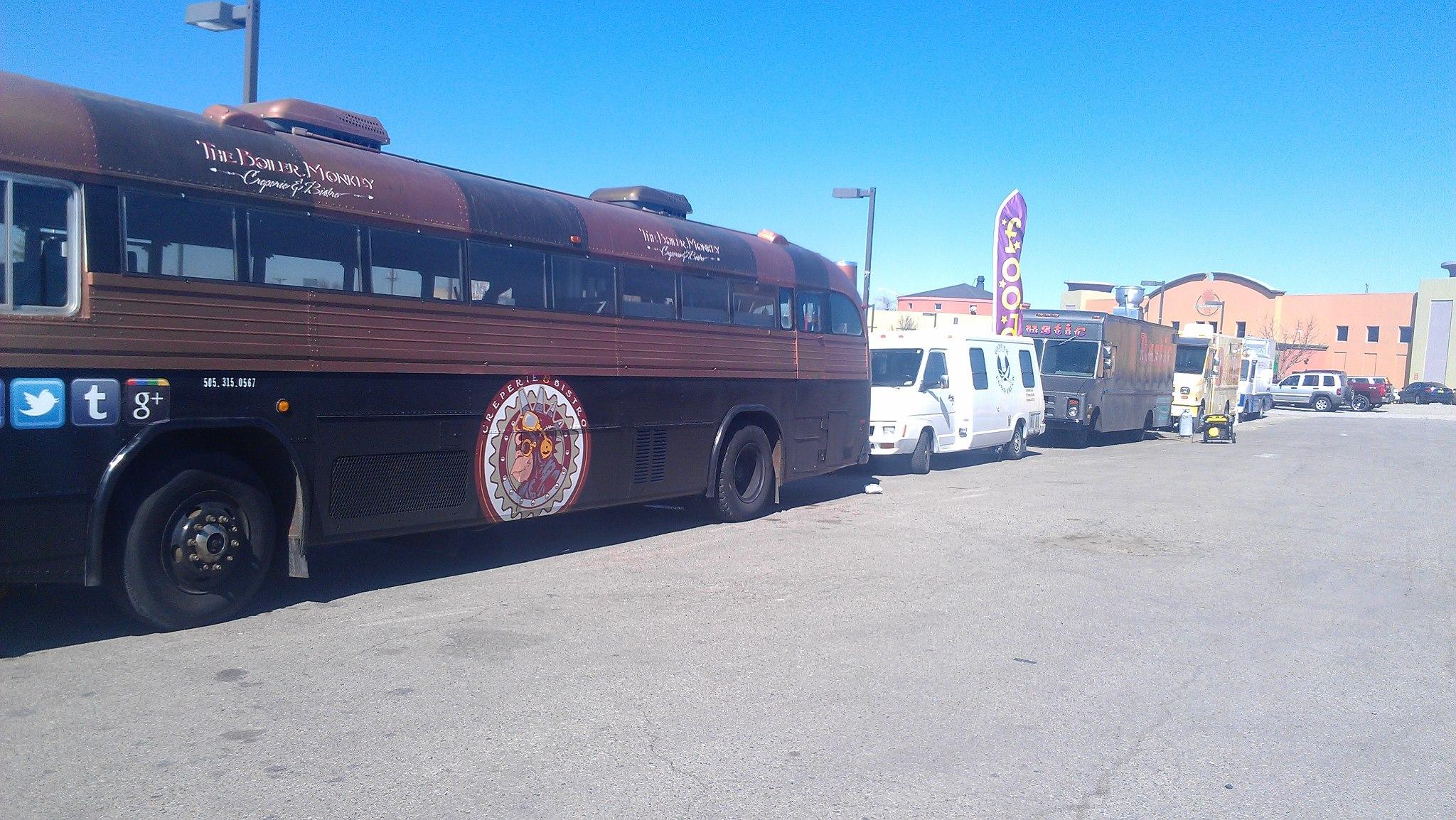 Mobile Food Trucks Albuquerque