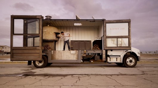 Should Your Pizza Food Truck Use A Wood Burning Oven