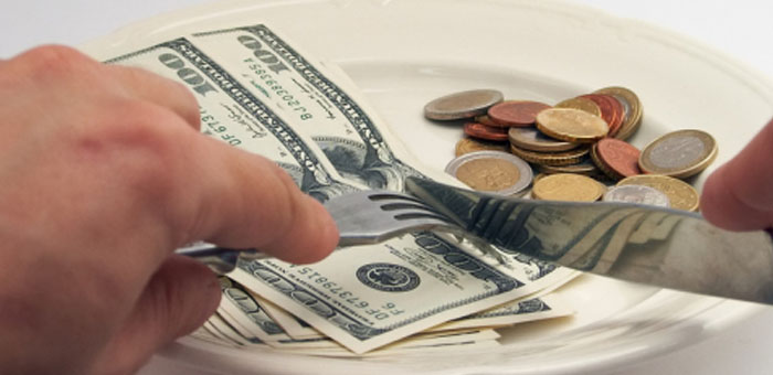food & labor cost