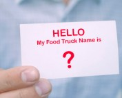 naming your food truck