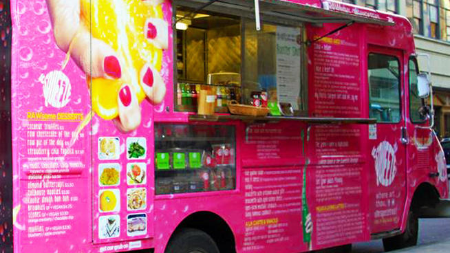 Stolen Nyc Food Truck Is Found