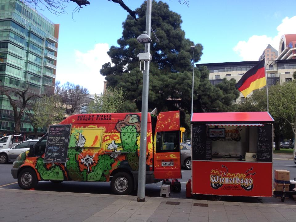 Food Truck Catering Adelaide