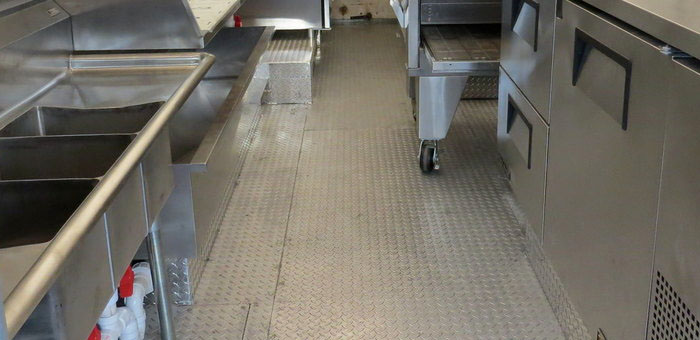 Cleaning Your Food Truck Floor
