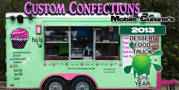 2013 Dessert Truck of the Year