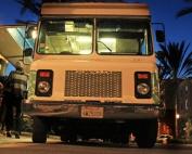food truck headlights