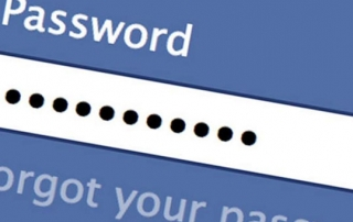 social media passwords