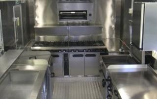 clean food truck