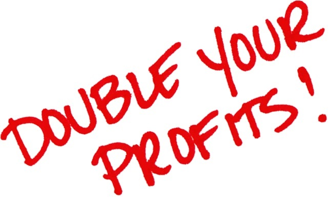 double your food truck profits