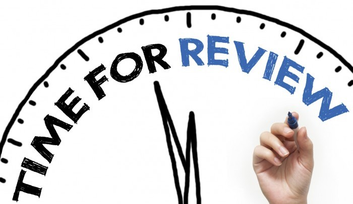 Employee Performance Review Food Service