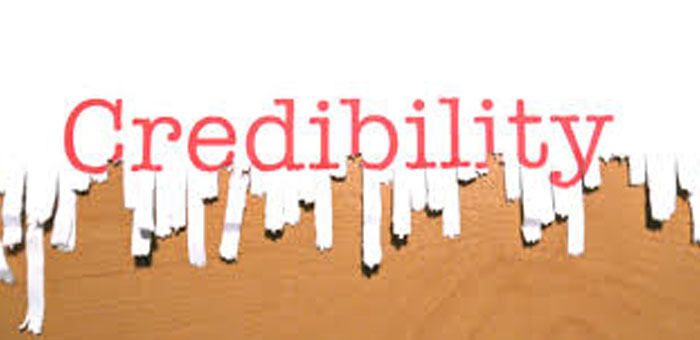 Establish Credibility