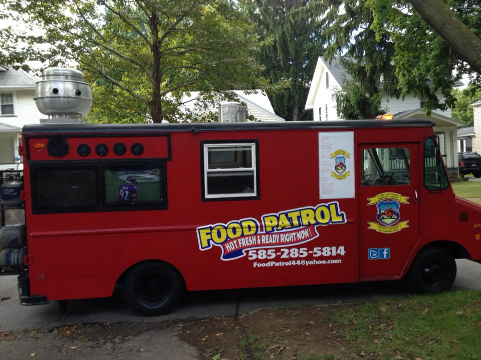 Food Truck Rochester Ny Food